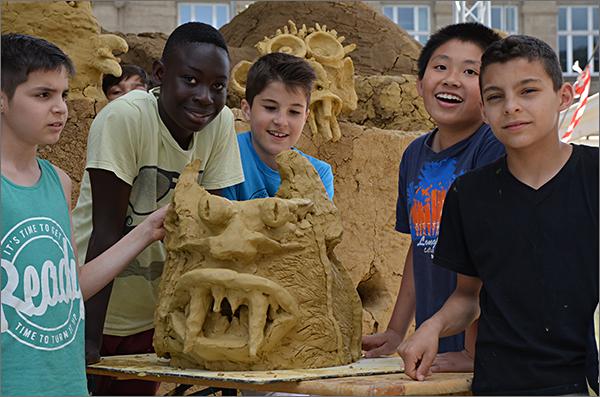 Elisabeth-Kleber-Stiftung Kinder- und Jugendförderung Lehmbauten