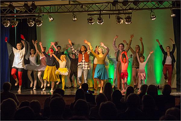 Elisabeth-Kleber-Stiftung Kinder- und Jugendförderung AMPU KIDS Tanzprojekt