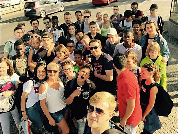 lisabeth-Kleber-Stiftung Kinder- und Jugendförderung Barmbek verreist Tschechien