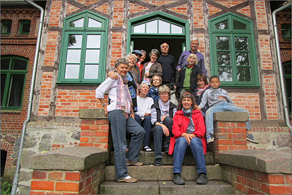 Elisabeth-Kleber-Stiftung Seniorenprojekte Sommerreise Dulsberg