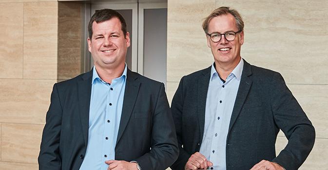 Vorstand der Elisabeth-Kleber-Stiftung / Peter Kay, Sascha Gohlke, Frank Gerken (nicht abgebildet)